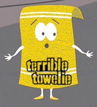 Terrible Towelie
