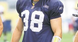 Ian Wild Steelers