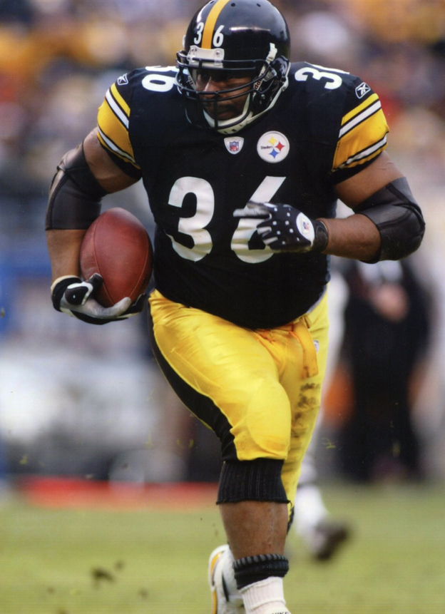 Jerome Bettis Elected To Pro Football Hall Of Fame ...
