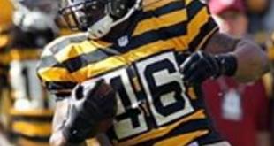 Will Johnson Steelers