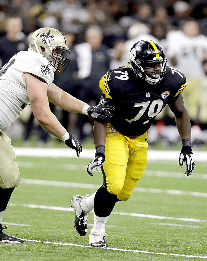 Vince Williams Steelers