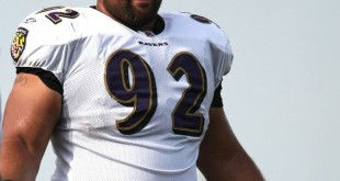 Baltimore Ravens Haloti Ngata
