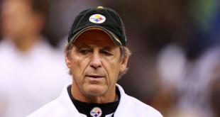 Dick LeBeau Pittsburgh Steelers